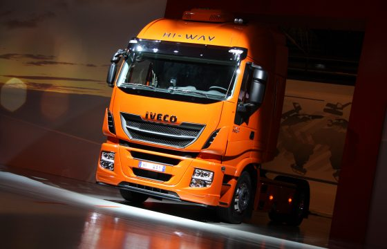 Stralis Hi-Way Truck of the Year