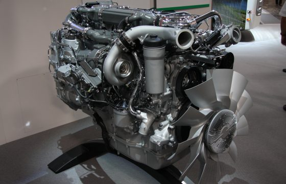 Nieuwe Scania-motoren op IAA