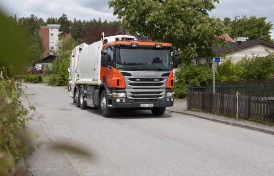Nieuwe Scania 9 liter-motoren