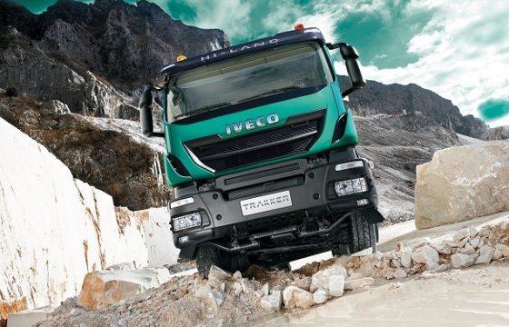 Iveco toont Trakker Hi-Land op IAA
