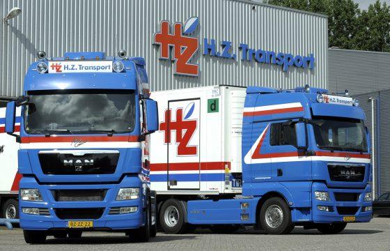 Nieuwe MAN's voor H.Z. en Van Waveren