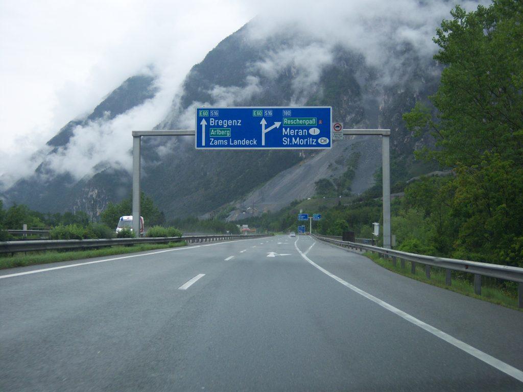 Nachtrijverbod Inntalautobahn Euro 5