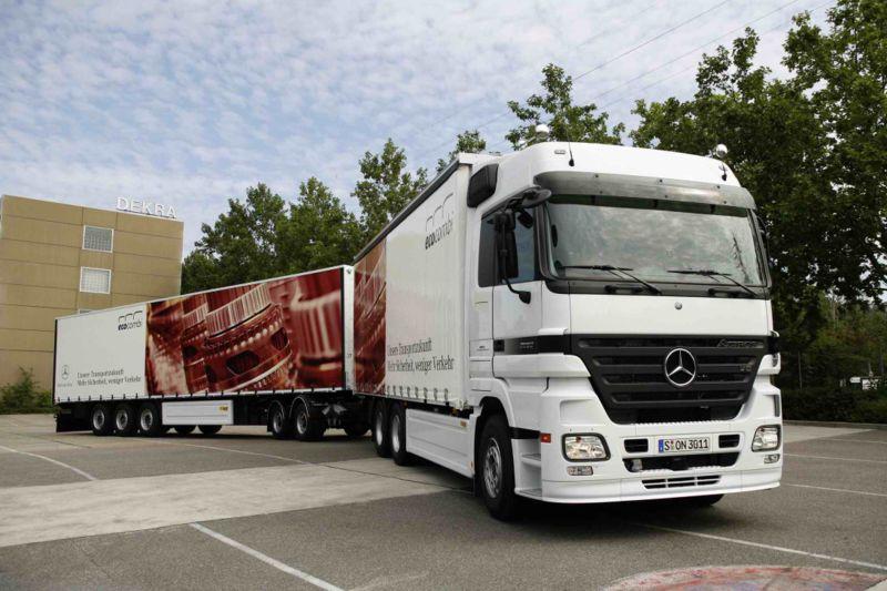 Duitse LZV-proef telt nu 33 trucks