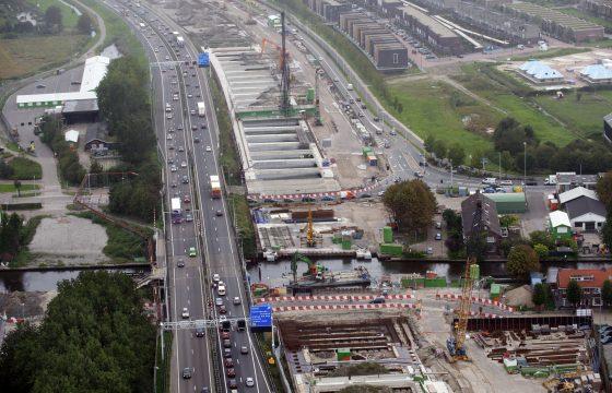 Infrastructuur-beloftes gebroken
