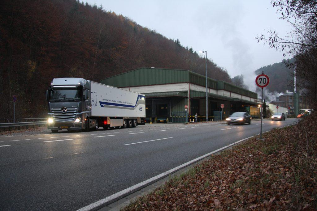 Duitsland favoriet bij chauffeurs