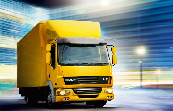 DAF bouwt eerste Taiwanese LF
