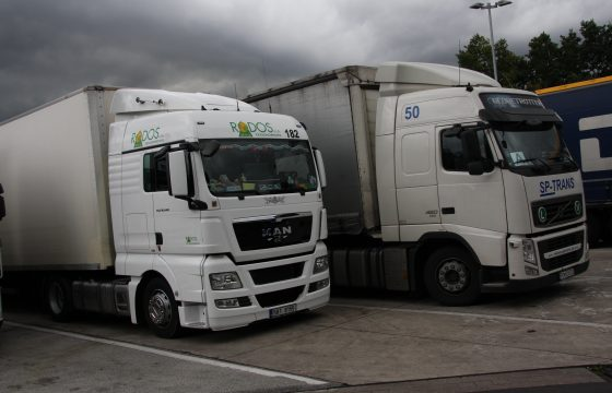 Duits alarm Oost-Europese trucks