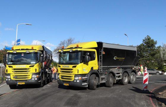 125e Scania bij Millenaar & Van Schaik