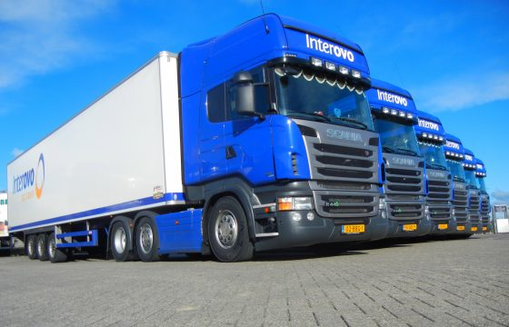 7 Euro 6-Scania's in de eieren
