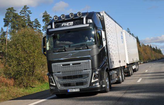 Volvo herintroduceert trailerrem
