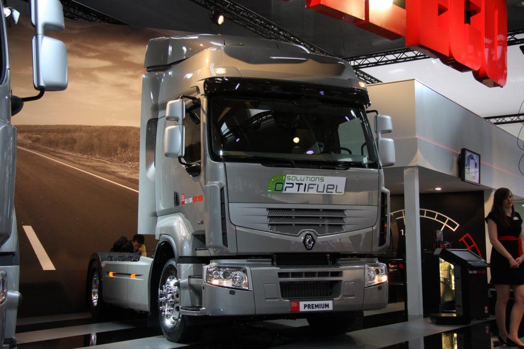 Nieuwe topman Renault Trucks