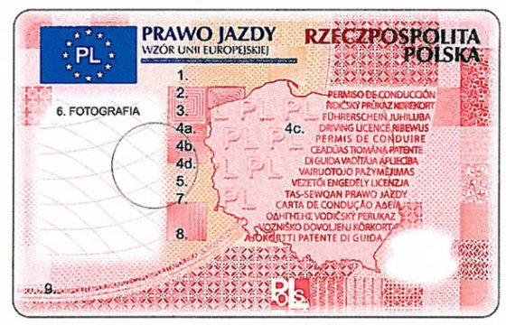 Pools vals rijbewijs voor 255 euro