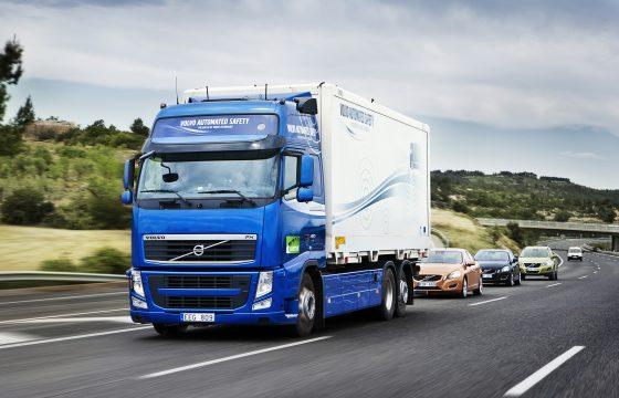 Technologisch treintje rijden