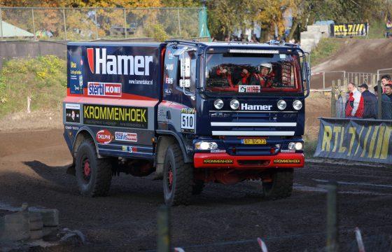 De Rooy wint opnieuw, Hamer uit Dakar