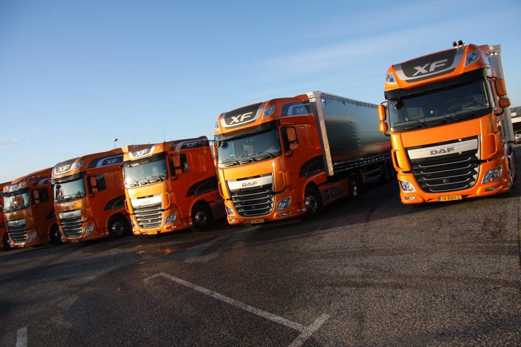 Herstel zichtbaar in truck/trailermarkt