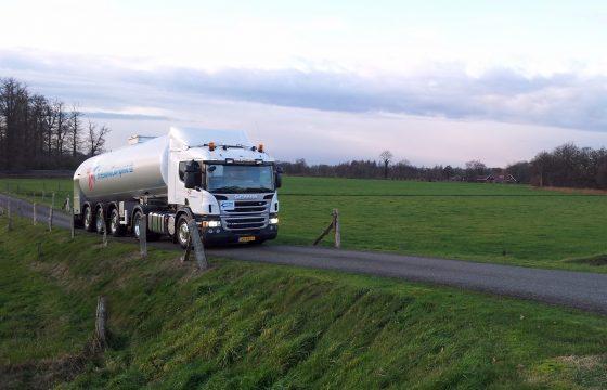 Nieuwe EEV Scania RMO's