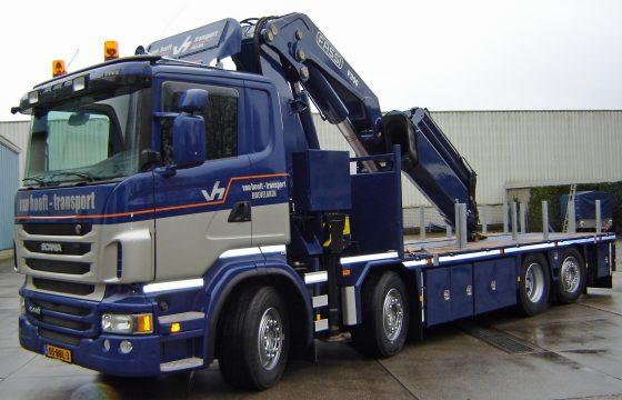 Scania voor Van Hooft