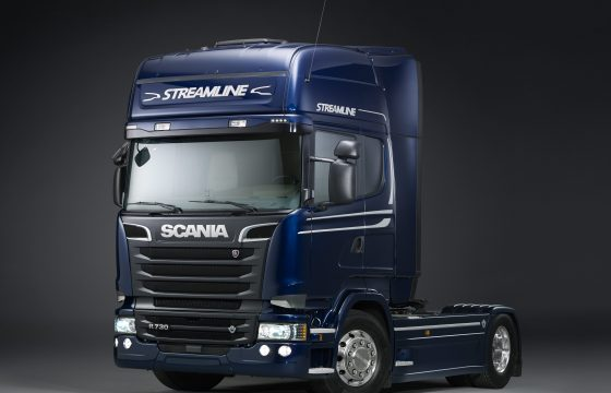 Scania herintroduceert Streamline