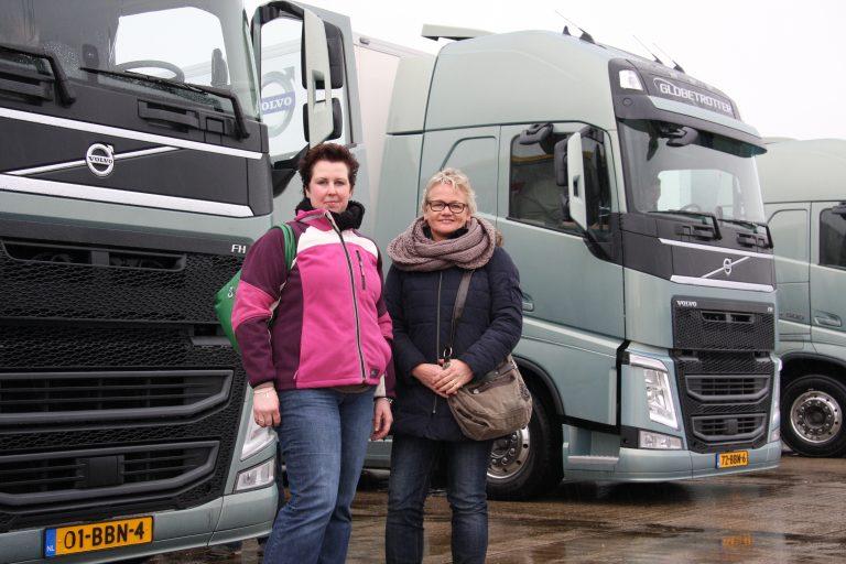 Ladies Day bij Volvo