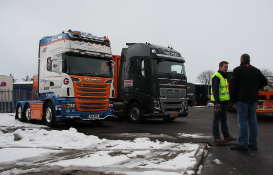 Truckracen