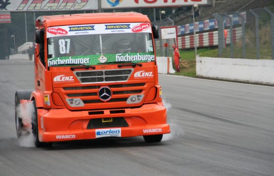 Truckraces terug op Zandvoort