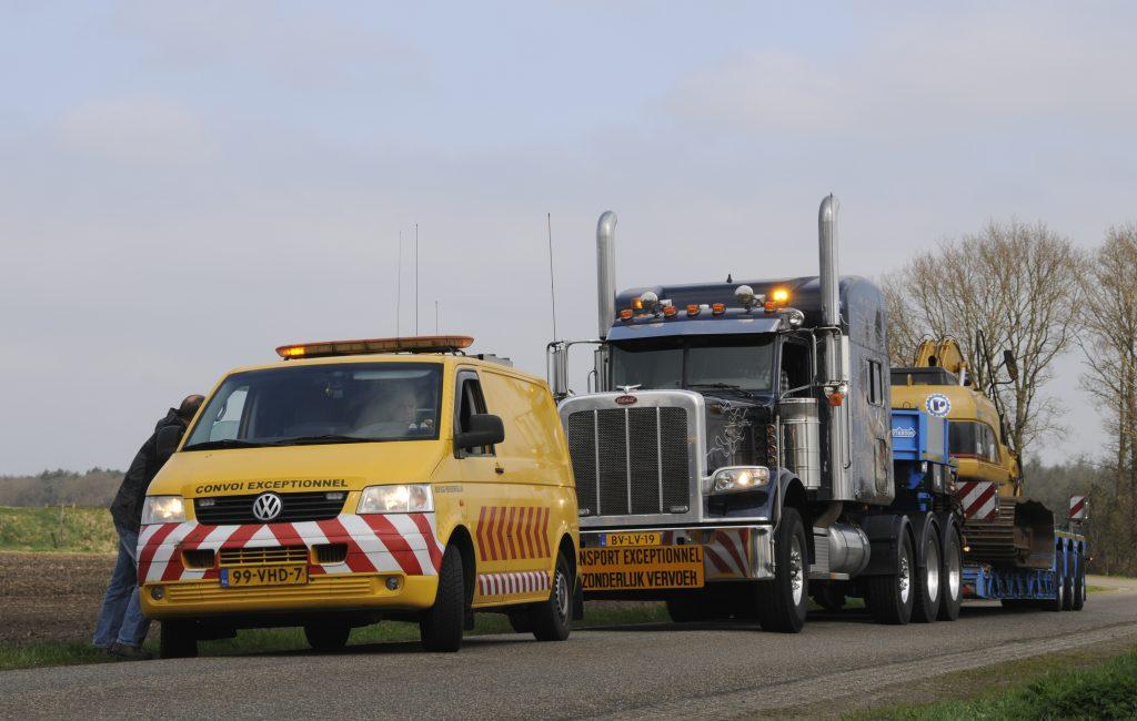 Jaarontheffing exceptioneel transport - Truckstar