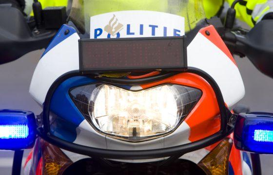 Politie bekeurt chauffeurs