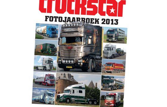 Truckstar Fotojaarboek 2013 is uit