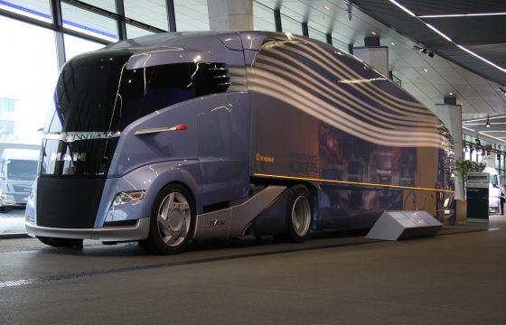 Trucks gaan er anders uitzien