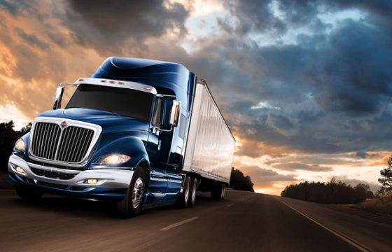 Navistar back in the game