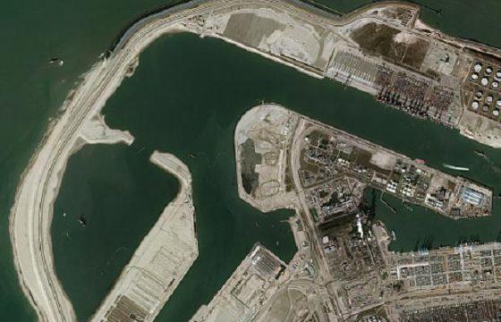 Eerste deel Maasvlakte 2 afgerond