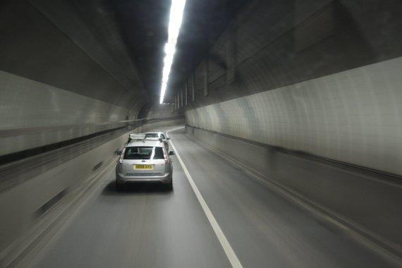 Probleemtrucks Blackwall Tunnel aangepakt