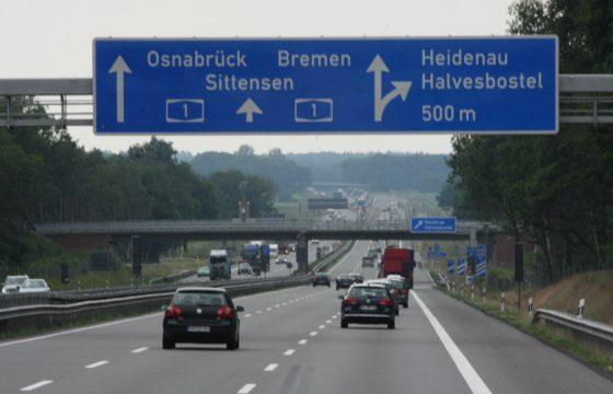 Duitse minister wil geen max snelheid