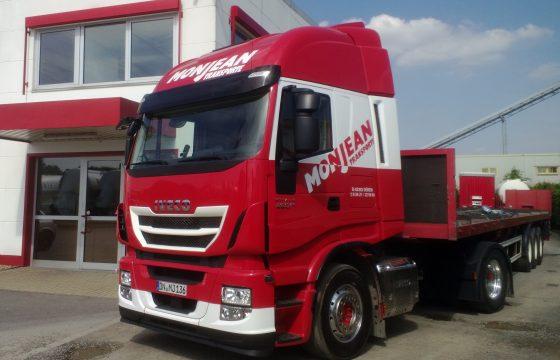 Truckverkoop naar nieuw dieptepunt