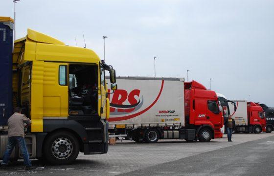 Transportconflict tussen Bulgarije en Turkije