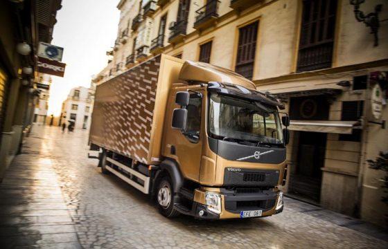 Volvo laat nieuwe FE en FL zien