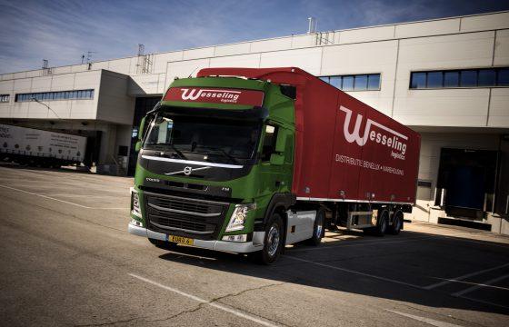 Wesseling Logistics bestelt nieuwe FM