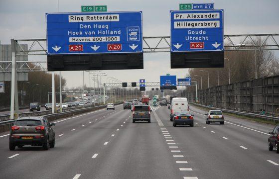 Plannen doortrekken A16 Rotterdam
