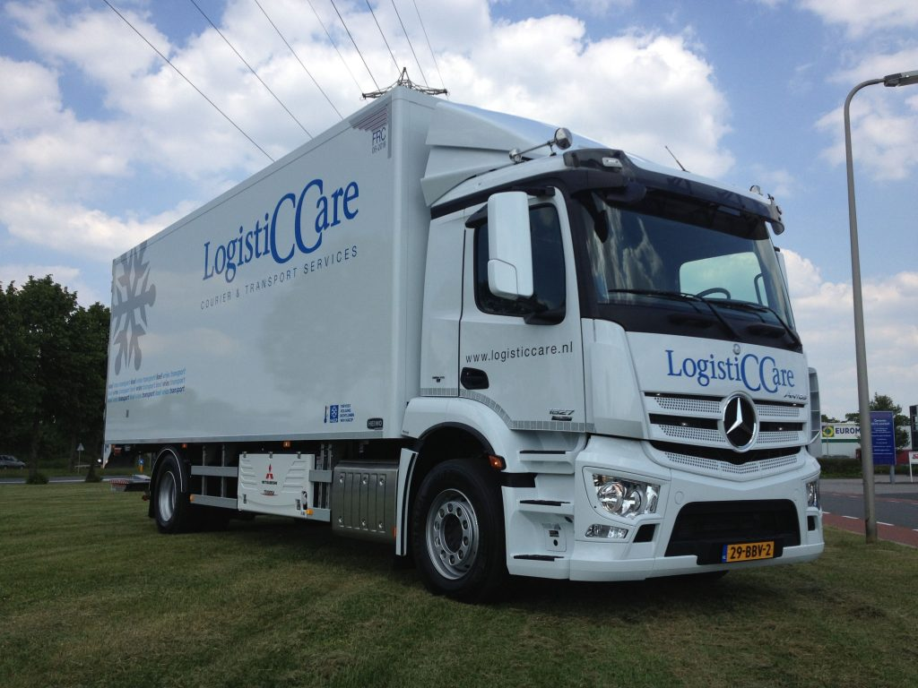 Mercedes Antos voor LogistiCCare