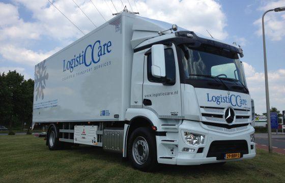 Mercedes Antos voor LogistiCCare