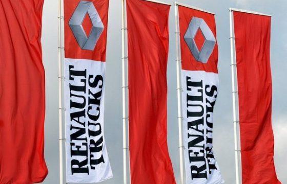 Renault telt af