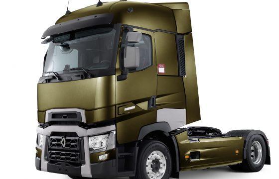 Renault presenteert nieuwe truckrange