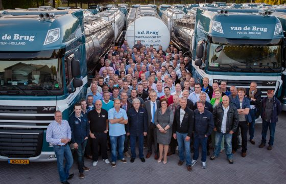 Vijftig jaar tankspecialist