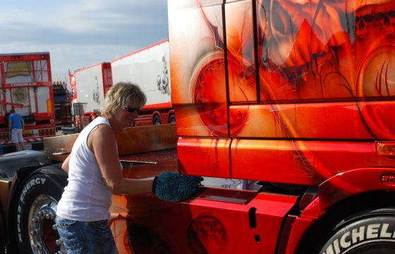 Truckstar Festival: veel internationale ontmoetingen
