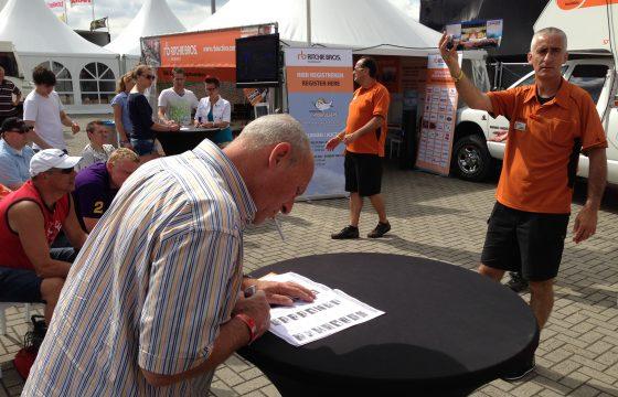 Grote interesse miniatuurveiling Truckstar Festival