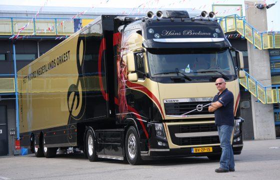 De eerste mooiste trucks zijn er!