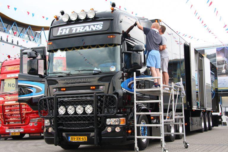 Truckstar Festival 2013 is bijna begonnen