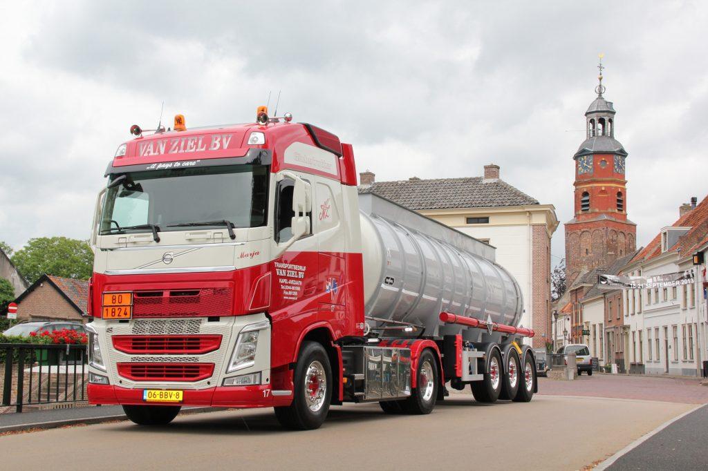 Van Ziel met nieuwe Volvo FH
