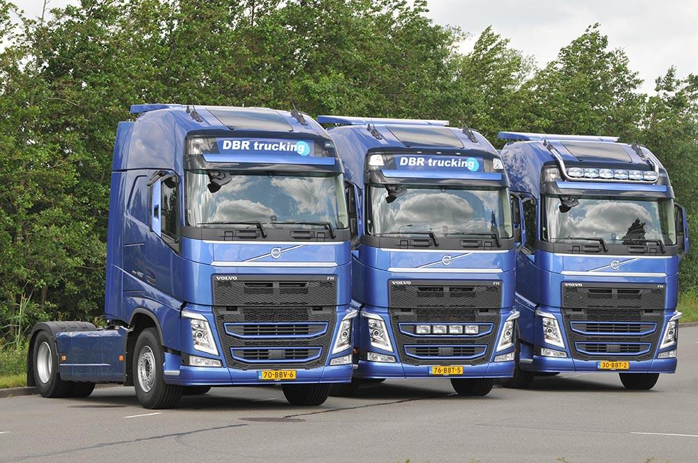 Veilige FH's voor Holwerder Transport Groepen