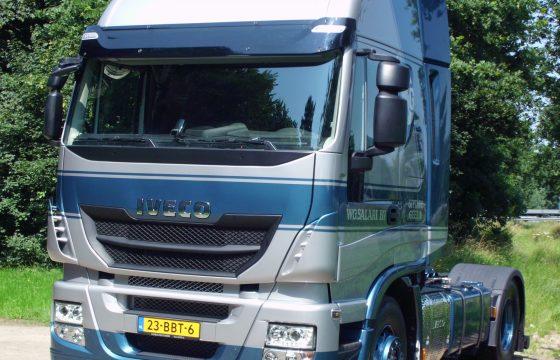 Nieuwe Iveco's W.G. Salari